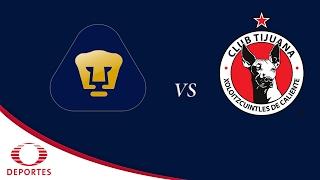 Previo Pumas vs Tijuana | Clausura 2017 - Jornada 7 | Televisa Deportes