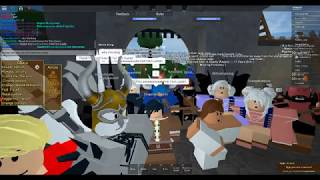 Meeting The Co-Owner Of Kingdom Life II On Roblox!