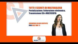 Conosci tutti i servizi Multidialogo?