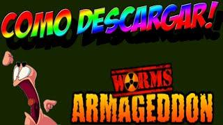Como descargar Worms Armageddon para PC