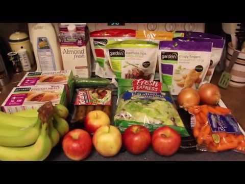 $62 Grocery Haul - Vegetarian Gardein on SALE! April 11