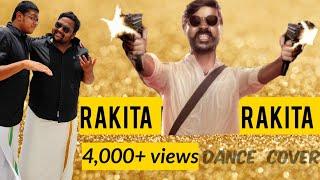 Jagame Thandhiram - Rakita Rakita Dance cover | VJ Naveen roshan | Danush | santosh narayanan