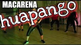 MACARENA huapango  / DANCE FITNESS CHOREOGRAPHY