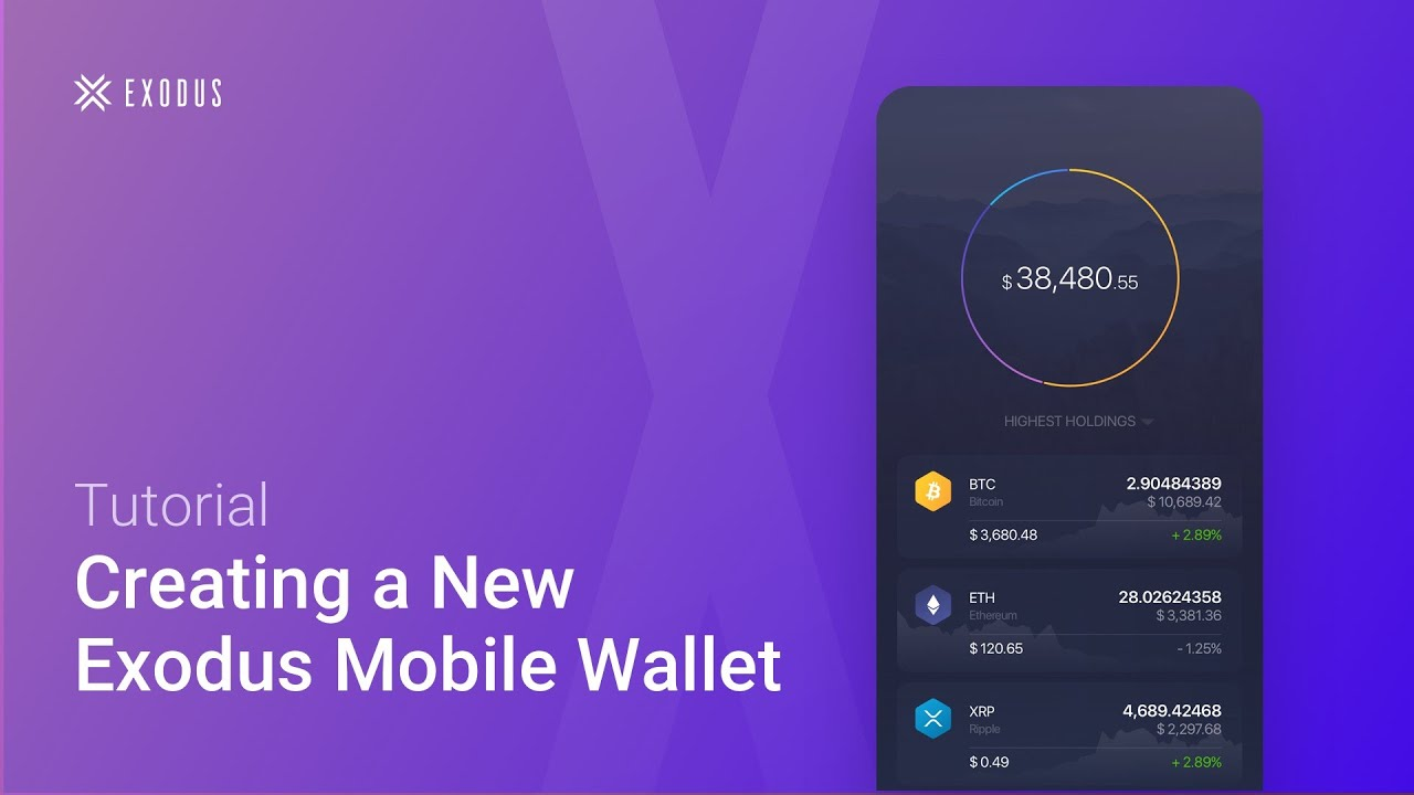 Exodus Wallet Android