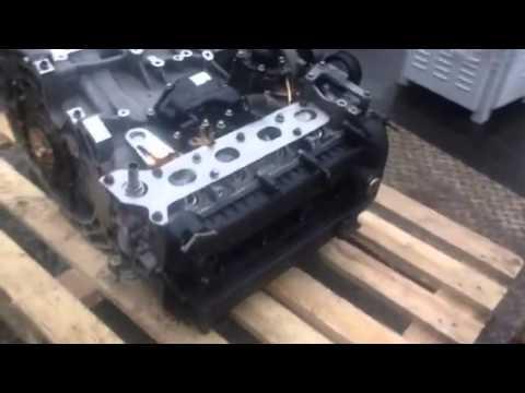 Контрактный бу двигатель SEBA (SEWA) на Ford Mondeo IV, Galaxy и S Max