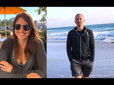 LOS ANGELES, CALIFORNIA | Jake & Nicole | Vlog Pt 1