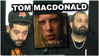 "NO WORDS!! Tom MacDonald - ""Cancer"" *REACTION!!"
