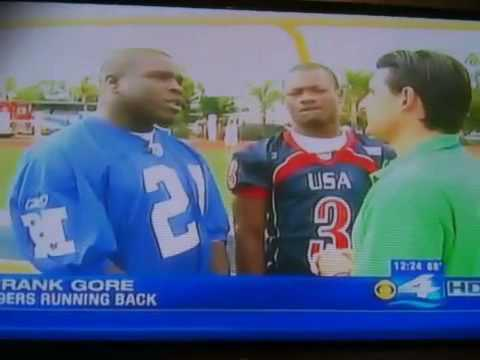Jakhari Gore Interview With Sports News