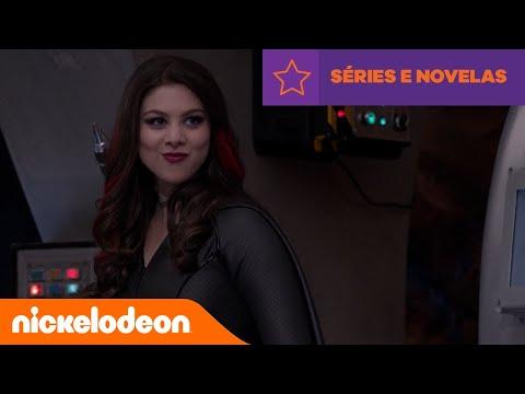 The Thundermans  Phoebe do Mal  Brasil  Nickelodeon em Português