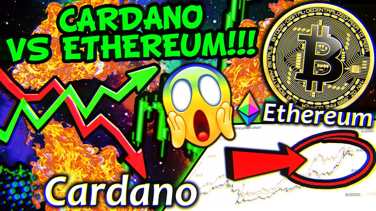 CARDANO CRASH TO 05 BEFORE PUMP TO 10 ETHEREUM PUMP TO 2500 NEXT WEEK YouTube