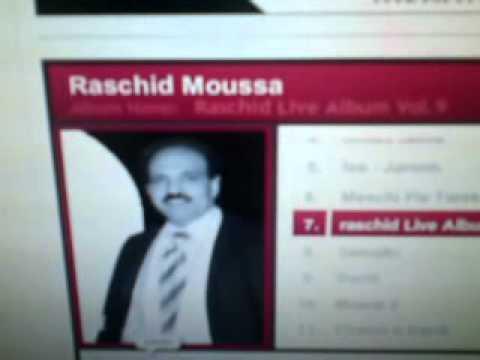 Raschid Moussa 2011 NEW
