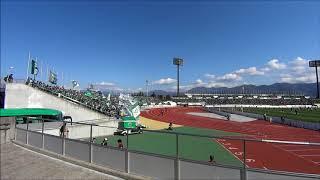 2018明治安田生命J2リーグ 第4節 松本山雅FCvs.ファジアーノ岡山 前田大...