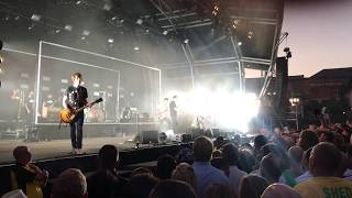 shed seven going for gold live at the manchester castlefield bowl 29th june 2018