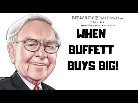 Buffett Buying Stocks Big - 1982 Letter to Shareholders