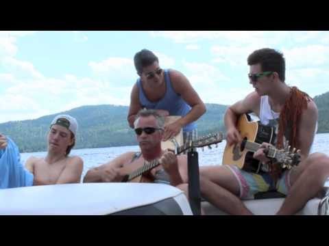 Toes - Zac Brown Band (on the lake cover!!)