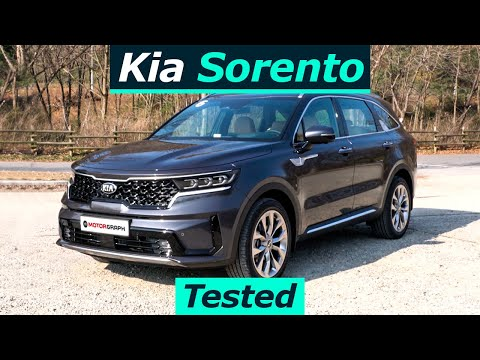 2021 Kia Sorento SUV Road Test 'The Total Package' [ENG]
