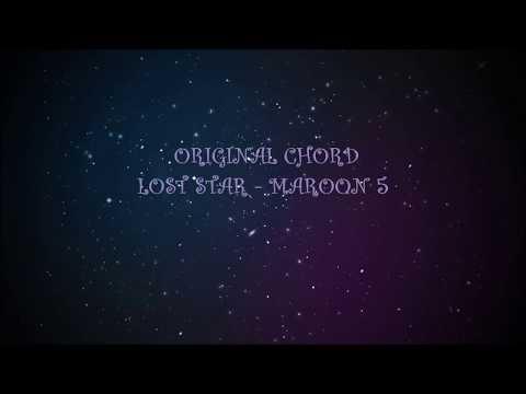LIRIK + CHORD GITAR LOST STAR - ABDUL IDOL [ADAM LEVINE]