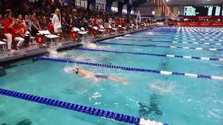 Men's 400 IM A Final | 2019 NCSA Spring Swimming Championships