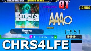 Emera (CSP-17) MFC 1,000,000 World Record! Level-17 MFC #3!! [DDR Ace]