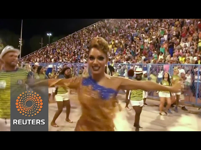 Samba schools gear up for Carnival 2017