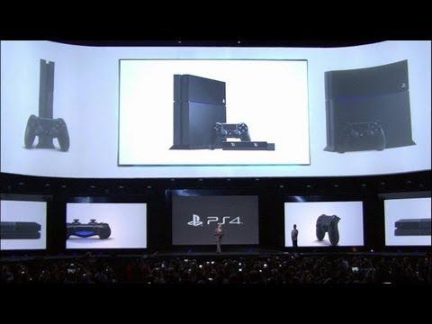 プレイステーション E3 2013 プレスカンファレンス (日本語同時通訳音声)