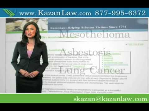 Asbestosis: Exposure Information, News and Legal Help