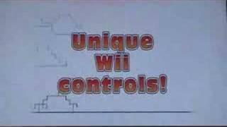 Wii Stage - Super Paper Mario GDC Trailer