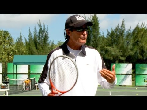 Serena Williams' Childhood Coach Shares His Tennis Tips