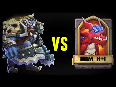 Castle Clash: Orksbane Vs. HBM H & I