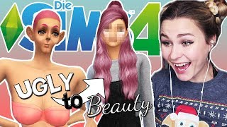 Ich LIEBE sie! 😍 (wäre da nicht diese Sache..😰) - Die Sims 4 Ugly to Beauty + No Mistake Challenge