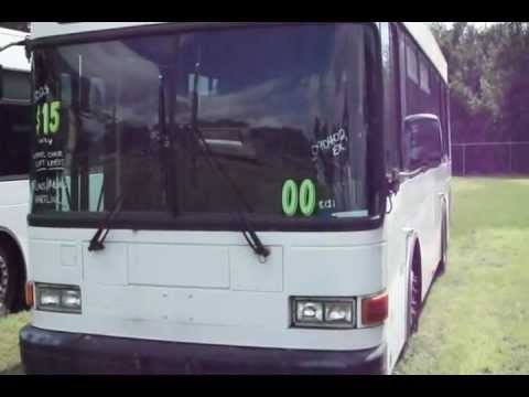 Charlotte Area Transit System Cats Bus 961 A 2007 Gi