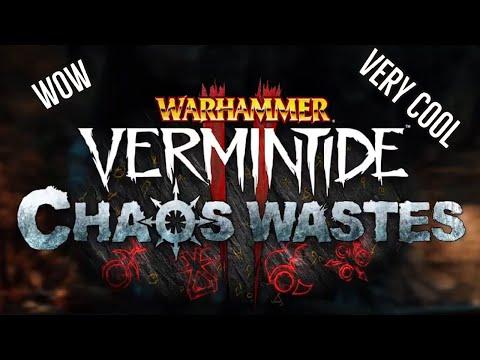 Some fresh Chaos Wastes Gameplay Warhammer Vermintide 2 |