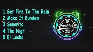 DJ SLOW PENGANTAR TIDUR FULL BASS 2019 By Nanda Lia
