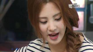 SeoHyun (SNSD) - Speak Now Cut @Big Brother.mp4