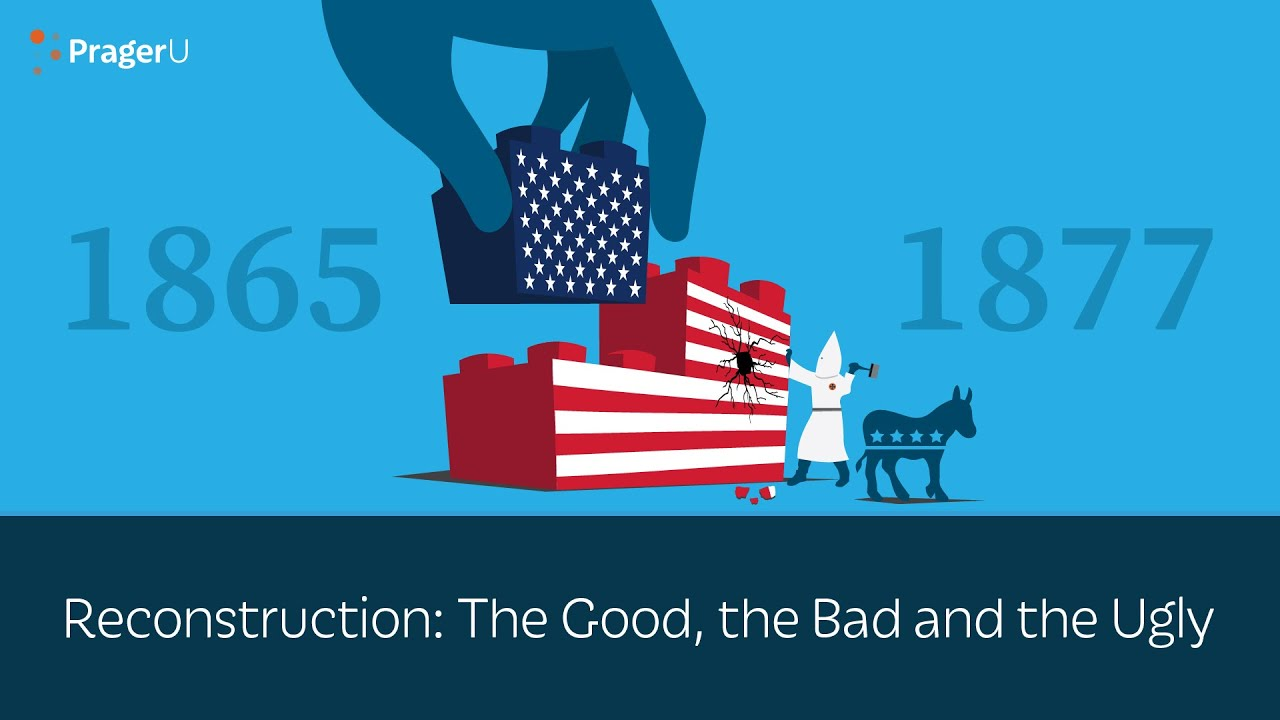 PragerU Reconstruction: The Good, the Bad and the Ugly