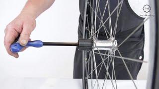 Remove A Bike Wheel's Freehub Body