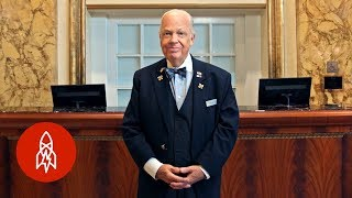 He's America's First Hotel Concierge