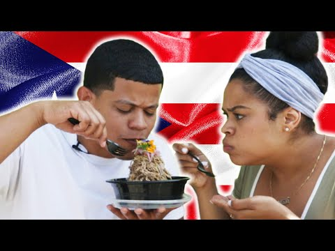 Latinos Try A Puerto Rican Food Truck