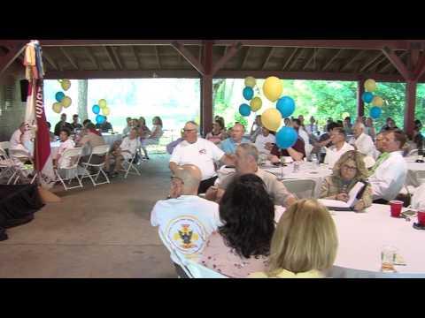 Allendale BSA 100th Anniversary Dinner 6/10/2017