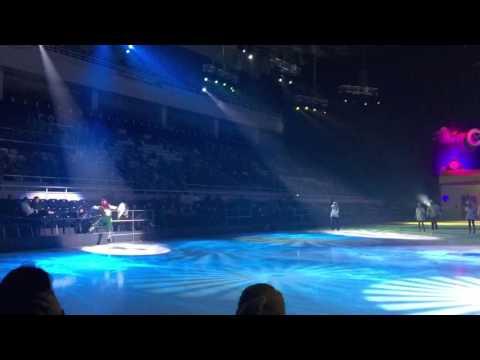 Ледовое шоу Малыш и Карлсон 10.01.2015 3