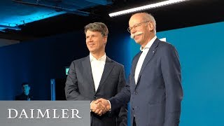 BMW and Daimler combine mobility services | 60 Seconds