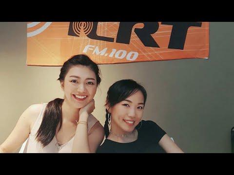 陪我上英文電台ICRT! Ft. DJ Joey & Holly (live直播)    Go on an English radio with me!