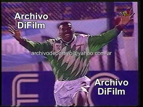 Argentina vs Bolivia - DiFilm 1995