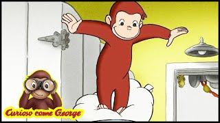 Curioso come George 🐵L'orto magico 🐵Cartoni per Bambini 🐵George la Scimmia
