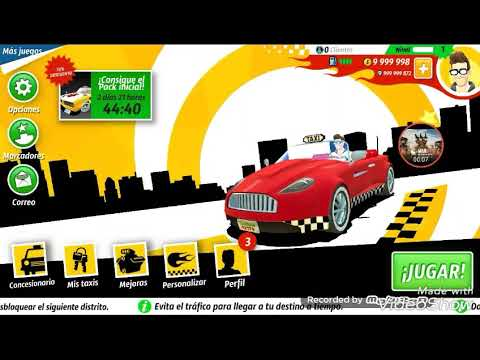 Hack Apk Mediafire Crazy Taxi Rush 2018 Link En La Descripcion