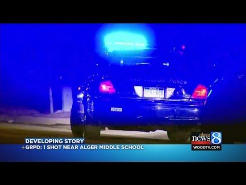 GRPD: 1 shot near Alger Middle School