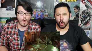 DOOM First Gameplay Reveal - E3 2015 TRAILER REACTION & REVIEW!!!