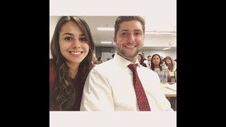 First Day of Medical School Vlog