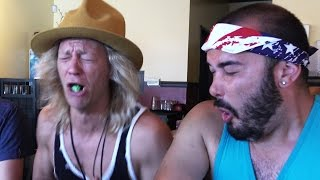 Spoon Full of Wasabi Challenge! - Dudesons Summer of Challenges