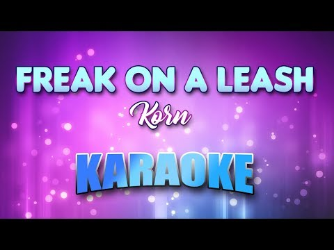 Korn - Freak On A Leash (Karaoke & Lyrics)